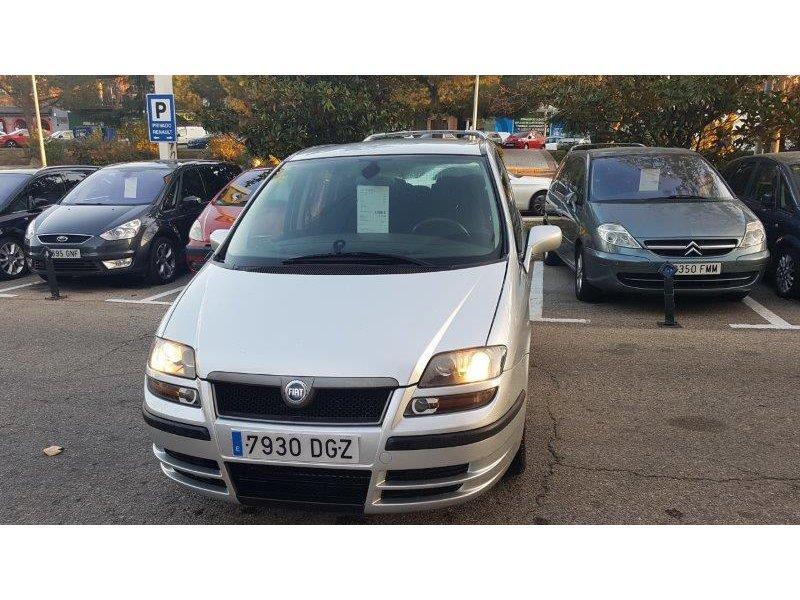 Fiat Ulysse 2.0 JTD 16v Emotion