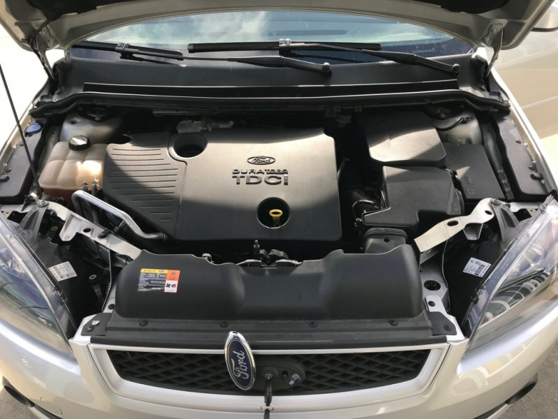 Ford Focus 1.8 TDCi Sport