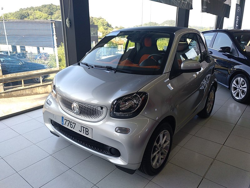 Smart Fortwo 1.0 52kW (71CV) S/S PASSION COUPE Passion