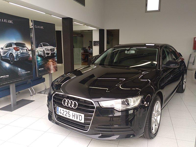 Audi A6 2.0 TDI 177cv multitronic -