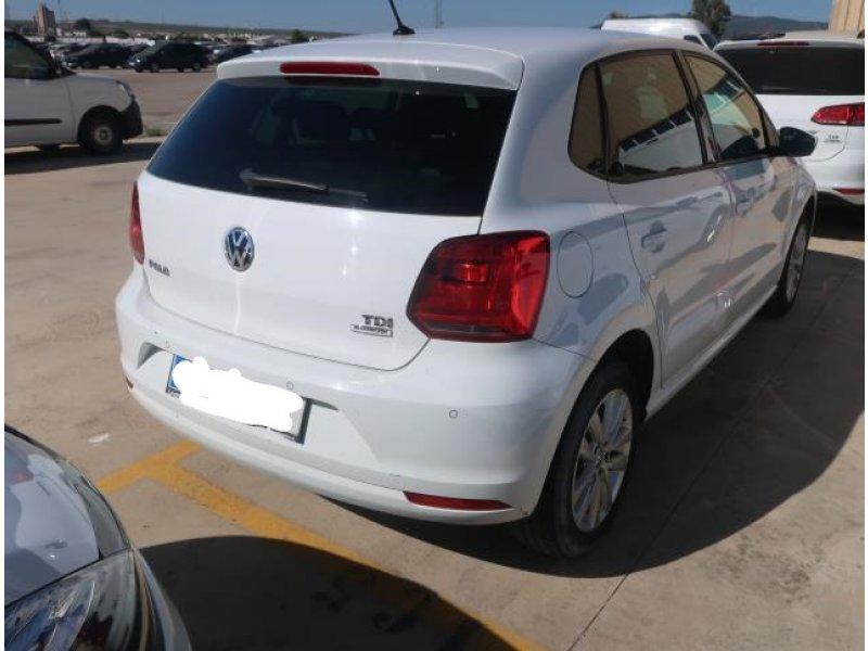 Volkswagen Polo 1.4 TDI 90cv BMT Advance