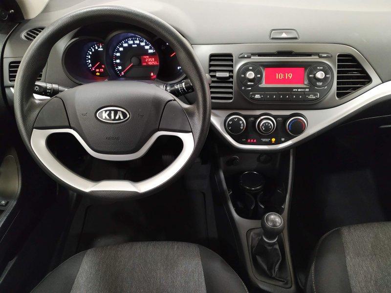 Kia Picanto 1.0 CVVT 69cv Concept Concept