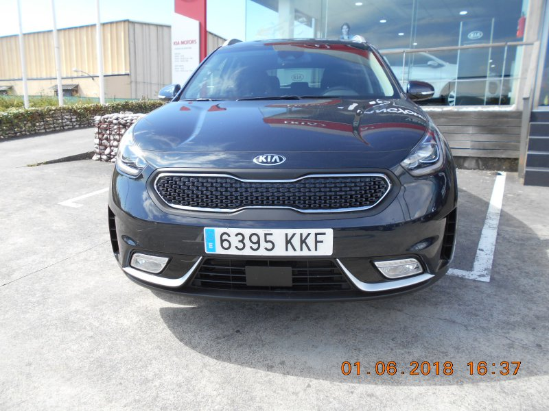 Kia Niro 1.6 HEV PACK LUXURY Emotion