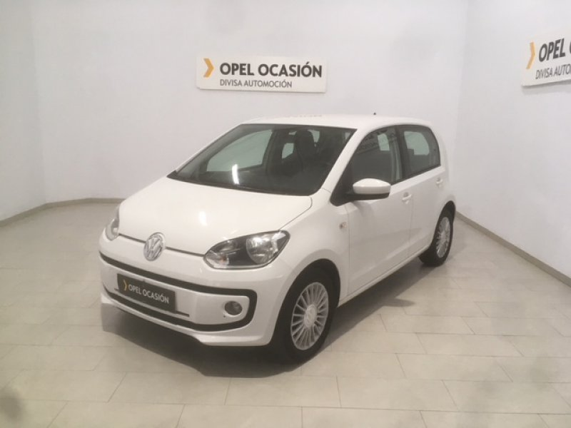 Volkswagen UP! 1.0 60cv Black up!