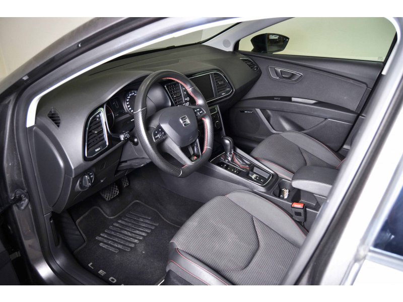 SEAT León Leon FR 2.0 TDI  DSG-6 St&Sp FR Plus