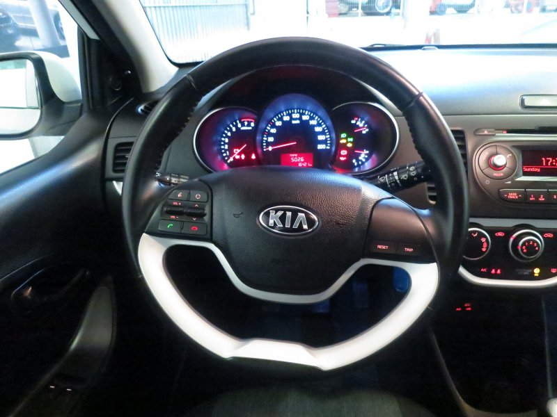 Kia Picanto 1.0 CVVT Tech