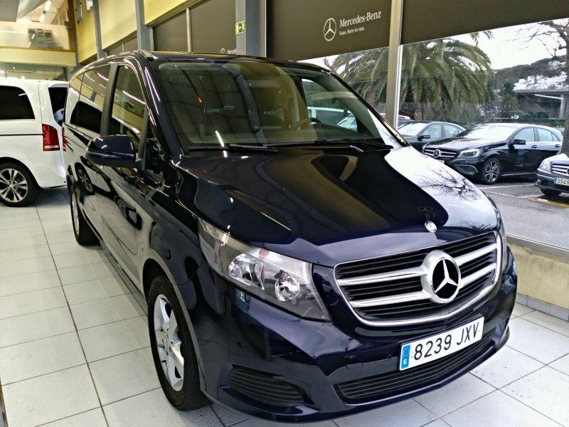 Mercedes-Benz Clase V 220 d Largo Clase V