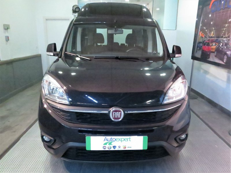 Fiat Doblò Panorama 1.4 gasolina 95cv E6 Easy