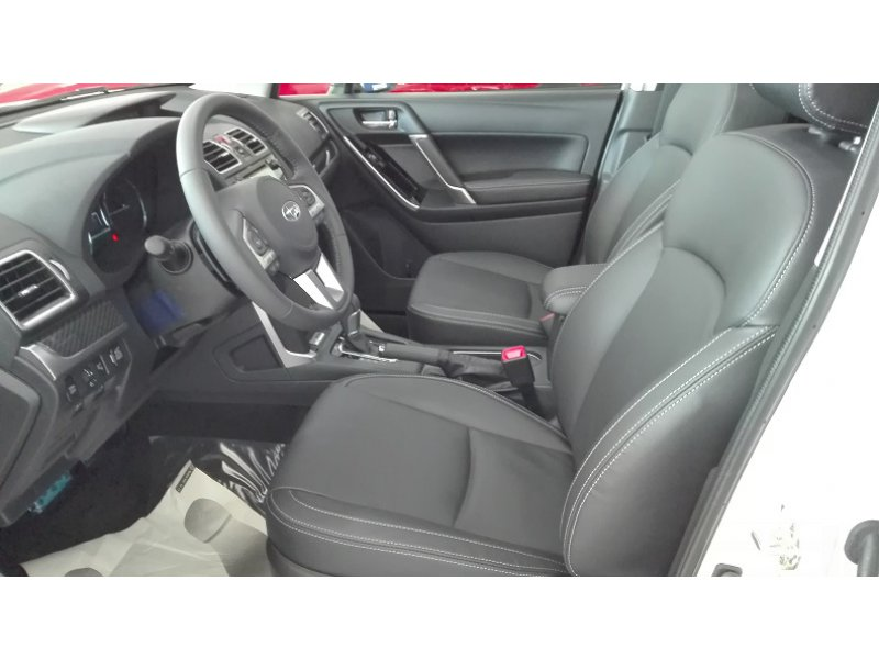 Subaru Forester 2.0 Lineartronic Executive