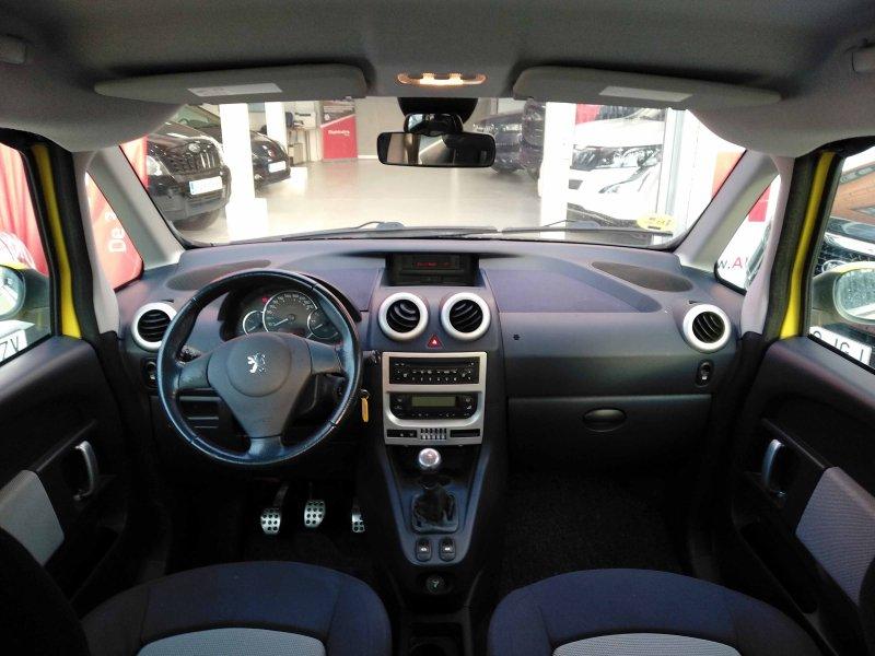 Peugeot 1007 1.4 HDi Sporty