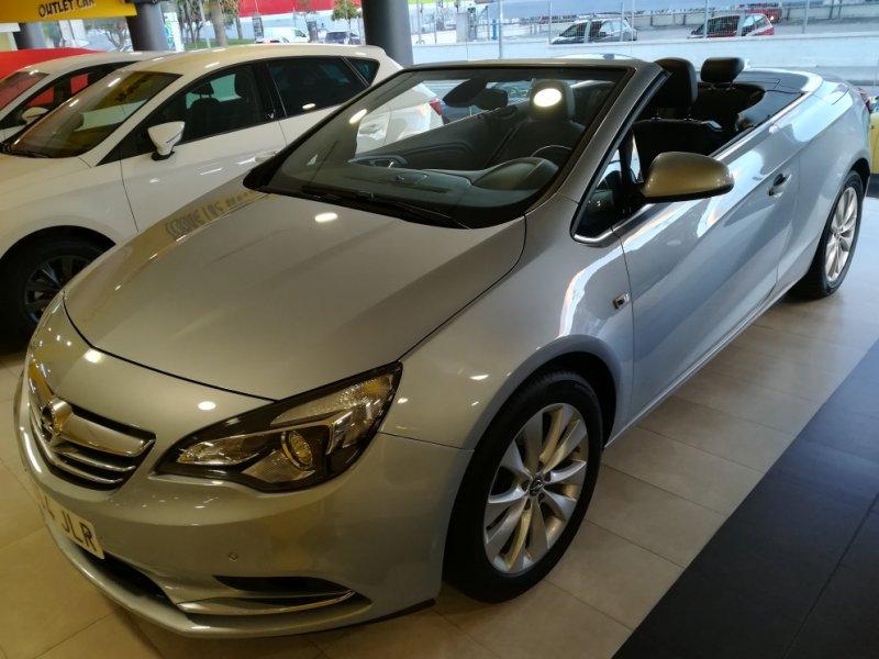 Opel Cabrio 1.4 T S/S (140CV) Excellence