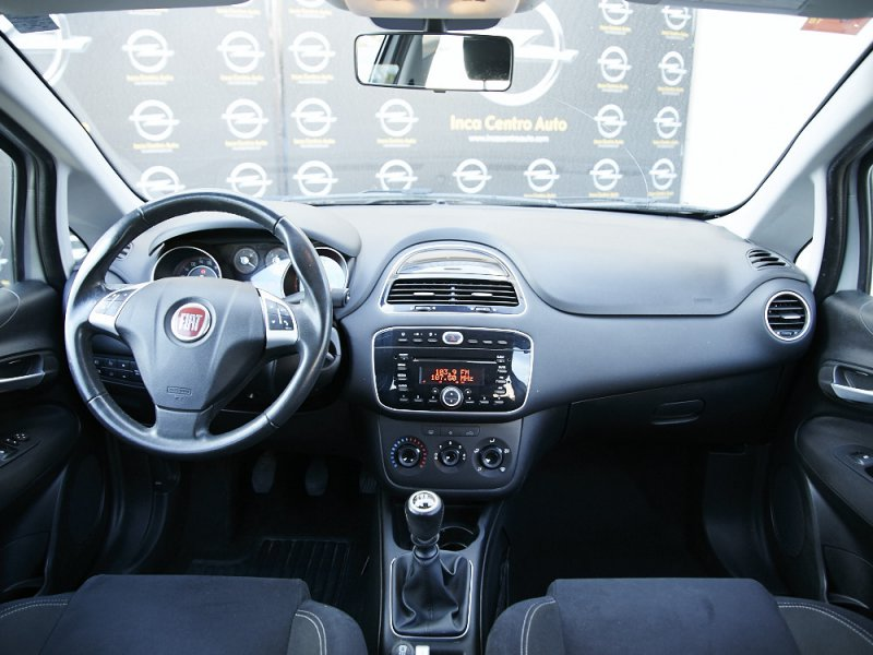 Fiat Punto 1.4 8v 77 CV Gasolina Auto. S&S Lounge