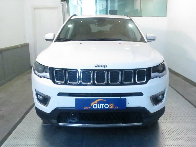 Jeep Compass 1.6 Mjet 88kW 4x2 Limited