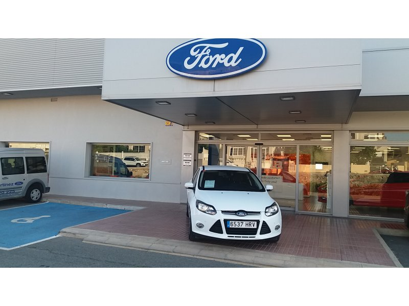 Ford Focus 1.6 TDCi 115cv Titanium