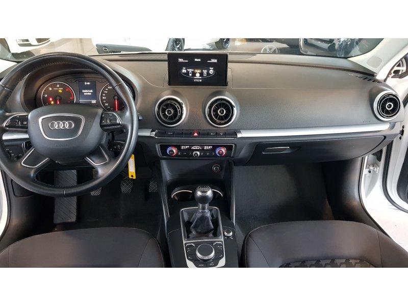 Audi A3 Sportback 1.6 TDI clean 110CV Attracted