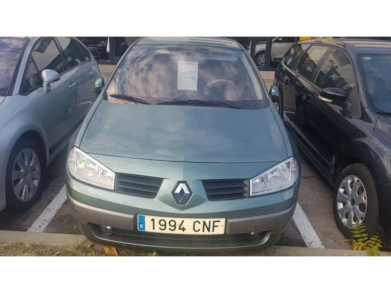 Renault Mégane 1.9DCI LUXE PRIVILEGE