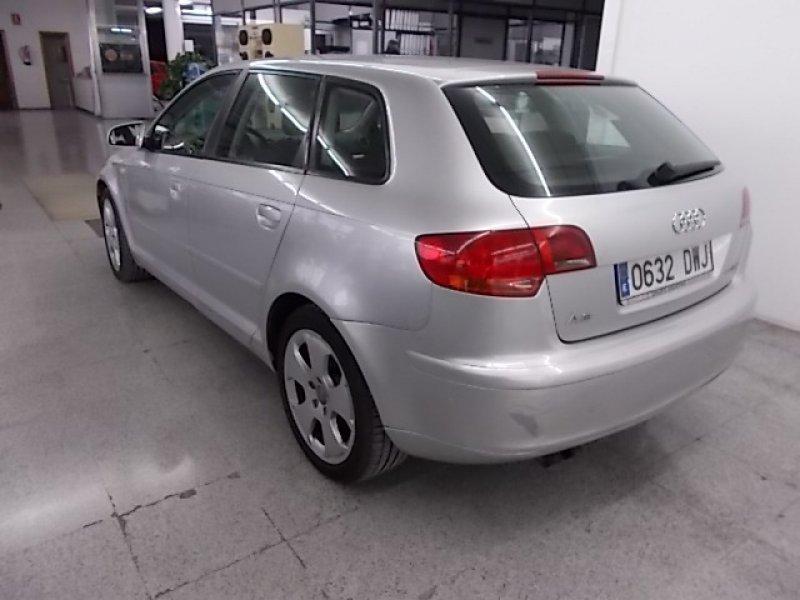 Audi A3 Sportback 2.0 TDI Ambition