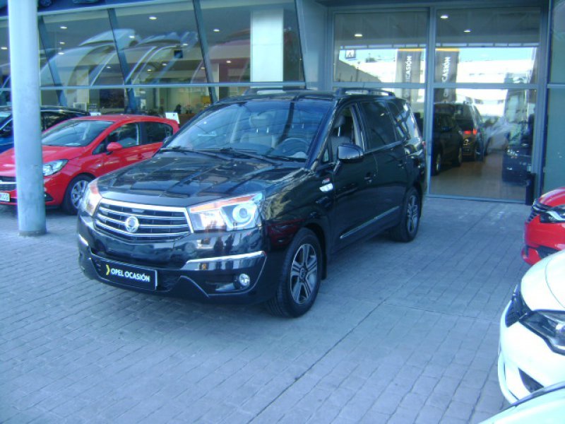 SsangYong Rodius XDI 2.0 4X4 Aut Limited