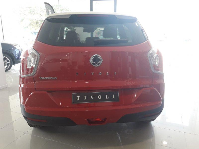 SsangYong Tivoli D16T 4x2 115cv LIMITED Limited